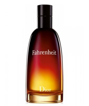 Fahrenheit for men by Christian Dior