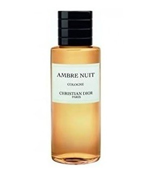 Ambre Nuit Christian Dior for women and men