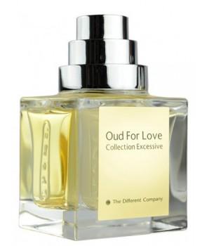 دیفرنت کمپانی عود فور لاو The Different Company Oud for Love