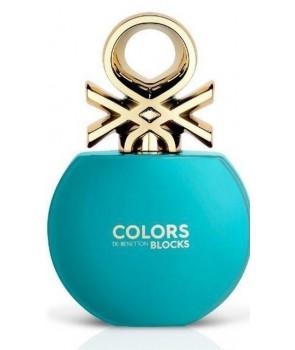 کالرز دی بنتون بلاکس بلو زنانه Colors de Benetton Blocks Blue