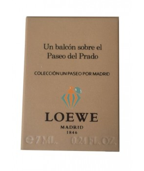 مینیاتوری لوئوه آن بالکن سوبره ال پاسئو دل پرادو Miniature Loewe Un balcon sobre el paseo del Prado
