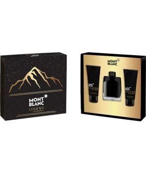 ست هدیه مون بلان لجند ادوپرفیوم مردانه Gift set Montblanc Legend EDP