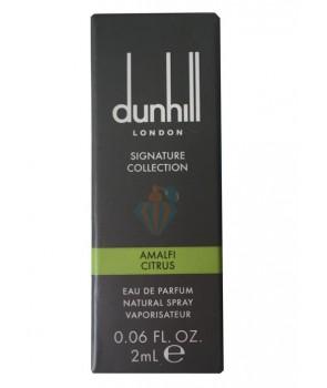 سمپل دانهیل امالفی سیتروس مردانه Sample Dunhill Amalfi Citrus