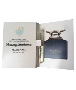 سمپل تامی باهاما ماریتایم دیپ بلو مردانه Sample Tommy Bahama Maritime Deep Blue