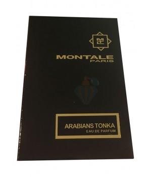 سمپل مونتال عربینز تونکا Sample Montale Arabians Tonka