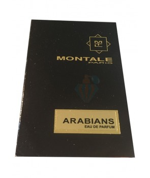 سمپل مونتال عربینز Sample Montale Arabians