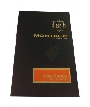 سمپل مونتال هانی عود Sample Montale Honey Aoud