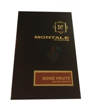 سمپل مونتال بویس فروتی Sample Montale Boise Fruite