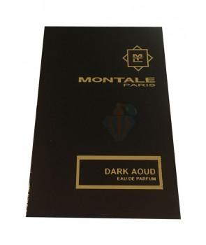 سمپل مونتال دارک عود Sample Montale Dark Aoud