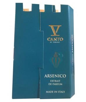 وی کانتو آرسنیکو V Canto Arsenico