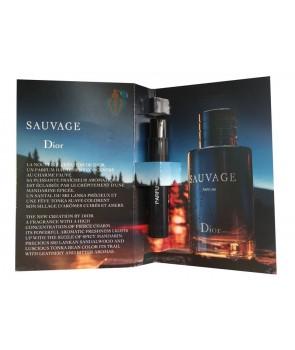 دیور ساواج پرفیوم مردانه Christian Dior Sauvage Parfum