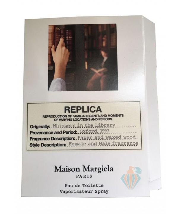 میسون مارتین مارژیلا ویسپرز این د لایبرری Maison Martin Margiela Whispers in the Library