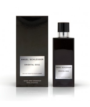 Oriental Soul Pour Homme Angel Schlesser for men