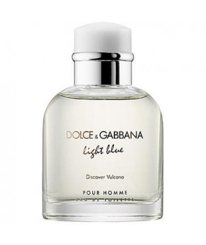Light Blue Discover Vulcano Pour Homme Dolce&Gabbana for men