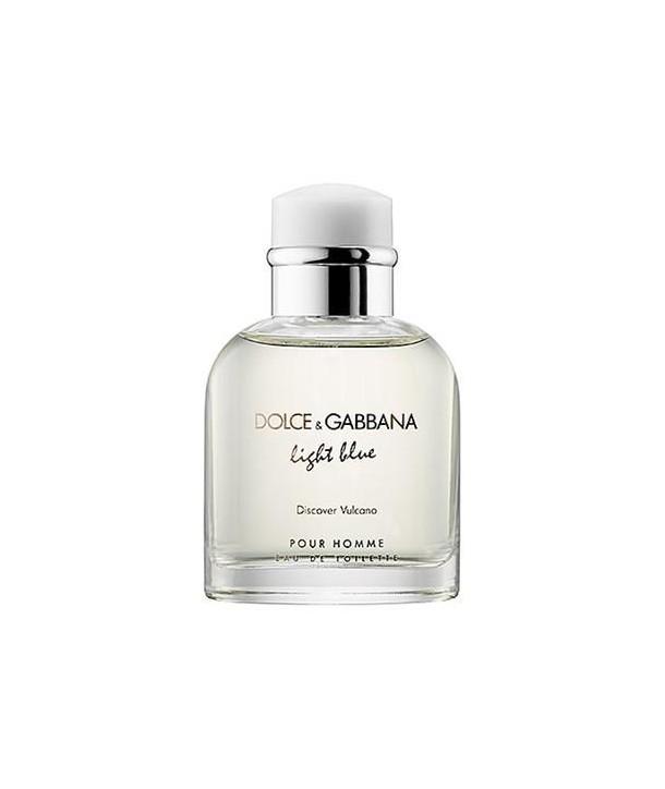 Light Blue Discover Vulcano Pour Homme Dolce&Gabbana for men
