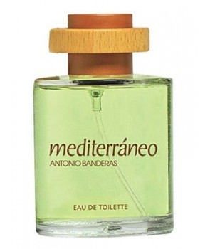 Mediterraneo for men by Antonio Banderas