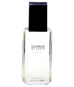 Quorum Silver for men by Antonio Puig