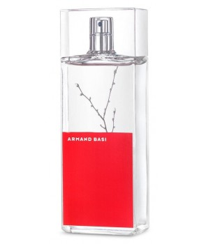 Armand Basi In Red edt for women by Armand Basi