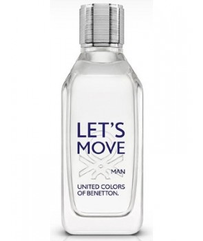 Let's Move Benetton for men