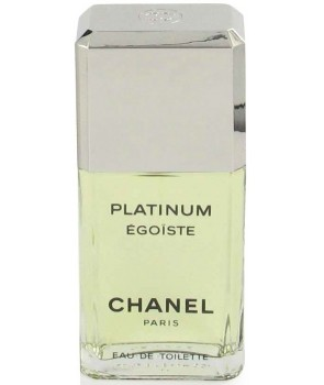 Egoiste Platinum for men by Chanel