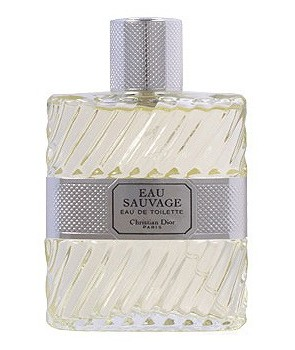 Eau Sauvage for men by Christian Dior