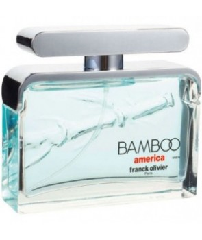 Bamboo America Franck Olivier for men