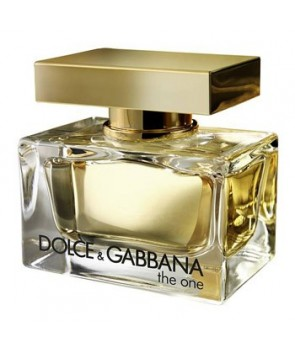 D & G The One for women by Dolce & Gabbana