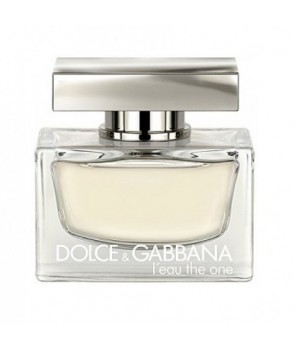 L`eau The One for women by Dolce&Gabbana