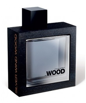 He Wood Silver Wind Wood for men by DSQUARED²