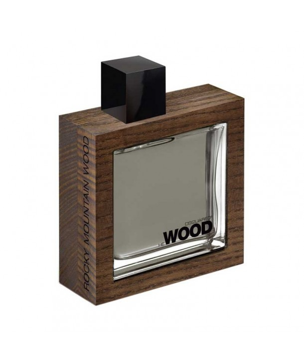 Wood Rocky Mountain for men by Dsquared2