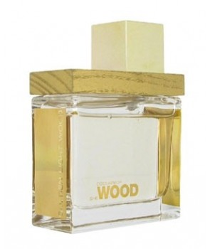 She Wood Golden Light Wood DSQUARED² for women