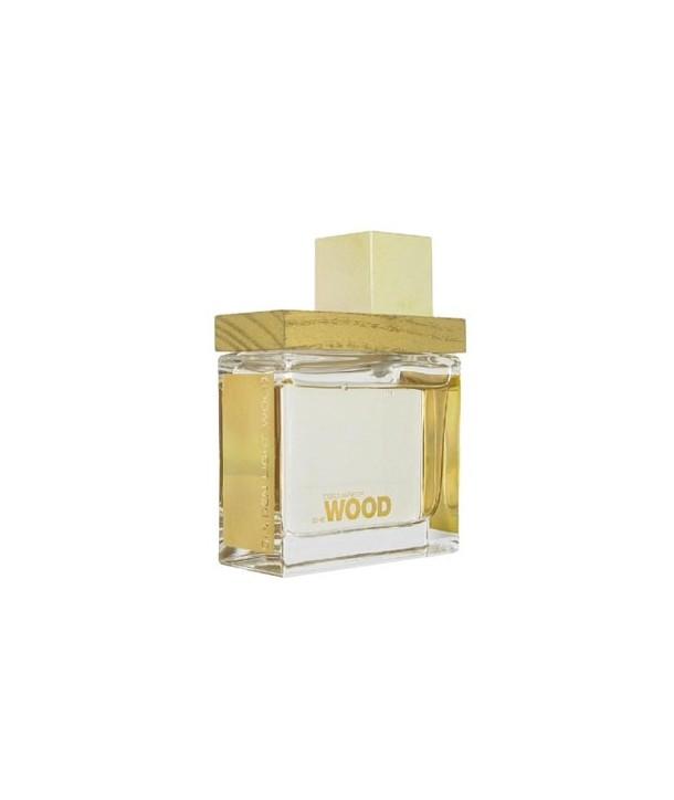 She Wood Golden Light Wood DSQUARED² for women