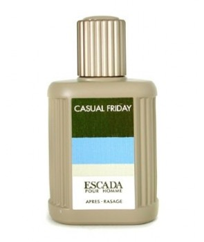 Casual Friday for men by Escada