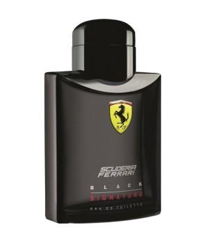 Ferrari Scuderia Black Signature