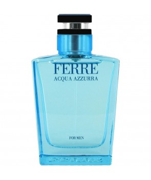 Acqua Azzurra for men by Gianfranco Ferre
