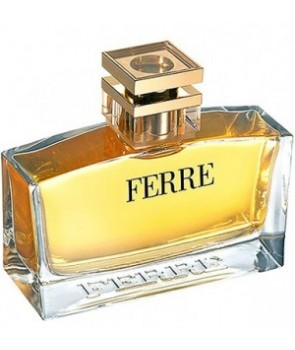 Ferre eau de parfume for women by Gianfranco Ferre