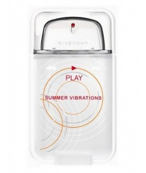 Play Summer Vibrations for men by Givenchy
