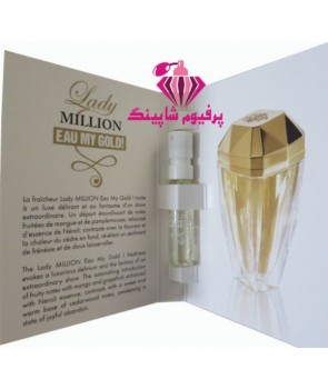 Lady Million Eau My Gold! Paco Rabanne for women