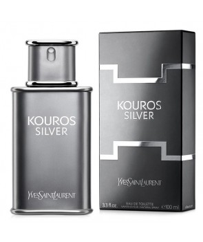 Yves Saint Laurent Kouros Silver Yves Saint Laurent for men