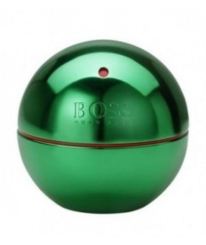 In Motion Green for men by Hugo Boss