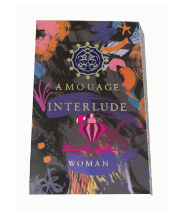 Interlude Woman Amouage for women