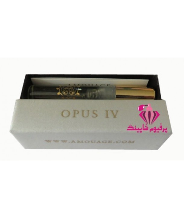 The Library Collection Opus IV Amouage for women and men