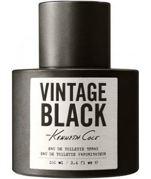 Kenneth Cole Vntage Black Kenneth Cole