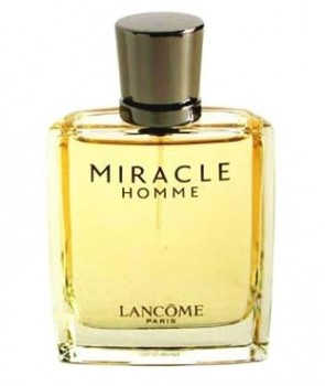 Miracle Homme for men by Lancome