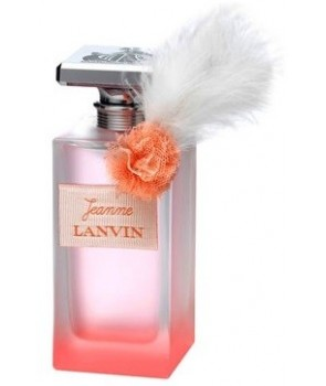 Jeanne La Plume Lanvin for women