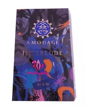 Interlude Man Amouage for men