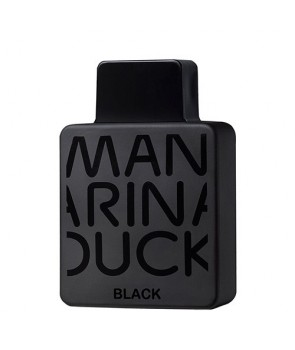 Pure Black Mandarina Duck for men
