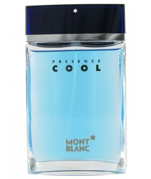 Presence Cool for men by Mont Blanc
