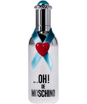 Oh De Moschino for women by Moschino