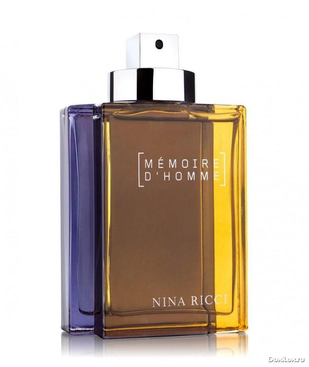 Memoire D'homme for men by Nina Ricci